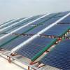 可清洗的太阳能制取热水集热联箱